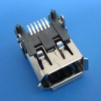 Wholesale Female USB Connector 6Pin SMT B Type from china suppliers