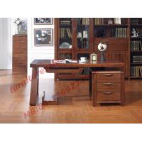 Wholesale Solid Wood Antique Design Furniture Desk with Drawers in Home Study Room use from china suppliers