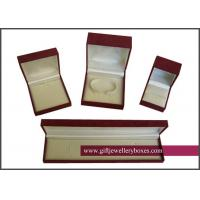 Wholesale Rectangle and square plastic packing Jewelry Box Set and designer engagement Jewellry box from china suppliers