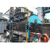 China Environmental Protection Gas Fired Steam Boiler For Central Heating 10 Ton on sale