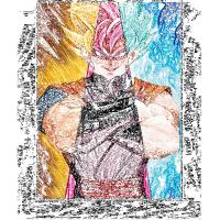 Wholesale LED Frame 30*40cm 3D Anime Poster For Home Decoration from china suppliers