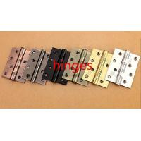 Buy cheap heavy duty Hinges for box window door with Satin,Polish,AC/AB/Brass Plated from wholesalers