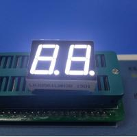 Buy cheap Easy Assembly 2 Digit 7 Segment Led Display , Seven Segment Led Display Ultra from wholesalers