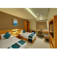 Wholesale custom Modern Design Plywood Cover with Wood Veneer Hotel Bedroom Furniture Set from china suppliers