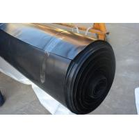 Buy cheap Black / White Color Geomembrane Pond Lining Sheets , Polypropylene Pond Liner from wholesalers