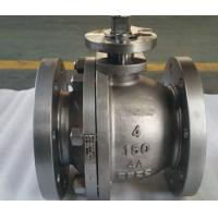 Wholesale Two Piece Cast Steel Floating Low Pressure Ball Valve from china suppliers