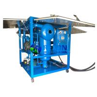 China Upgrade Weather-Proof Type Transformer Oil Purifier Machine 6000 Liters/Hour on sale