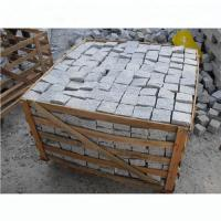 Wholesale Light Silver Granite Effect Paving Slabs Corrosion Resistant Design from china suppliers