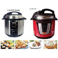 Wholesale Multi purpose slow cooker  pressure cooker all in one 4L/5L/6L/8L/10L/12L from china suppliers