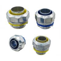 Buy cheap Explosion Proof  Rigid Conduit Compression Fittings 4 Liquid Tight Connector from wholesalers