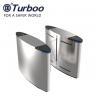 Buy cheap Waterproof SUS304 Facial Recognition RFID Reader Flap Barrier Turnstile , Half from wholesalers