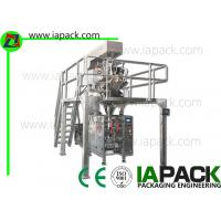 Buy cheap Vertical Automatic Pouch Packing Machine , Automatic Wrapping Machine from wholesalers
