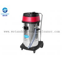 Buy cheap High Capacity Wet and Dry Industrial Vacuum Cleaners Stainless Steel Tank from wholesalers