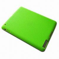 Wholesale Silicone Case for Apple's iPad, Various Colors are Available from china suppliers