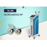 Wholesale Skin Tightening Machine , RF Needle Lifting Machine For Wrinkle Removal from china suppliers