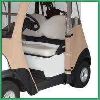 Wholesale Waterproof 2 Passenger Golf Cart Cover Golf Cart Driving Enclosure 2 Seater from china suppliers