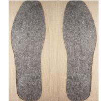 Wholesale 100% Polyester Felt / Warm 100% Wool Felt Insoles With European Size #36 ~ #45 For Boots from china suppliers
