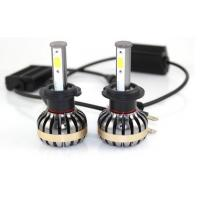 Wholesale Brightest 9005 9007 H13 H4 Car LED Headlight Bulbs , Hb3 9005 Halogen Replacement Bulb from china suppliers