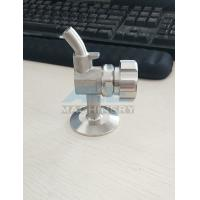 Wholesale Clamp Sanitary Stainless Steel SS316L Perlick Style Beer Sampling Valve from china suppliers