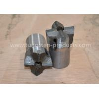 OEM K20 K30 Cemented Tungsten Carbide Button Mining Bits Straight / Cross Manufactures