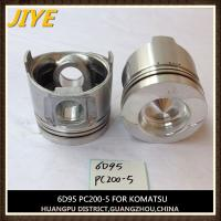 Wholesale engine piston for komatsu s6D95 from china suppliers