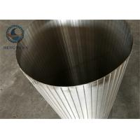 Wholesale Stainless Steel Reverse Filter Screen Cylinder Wedge Wire Wound Screen Slot from china suppliers