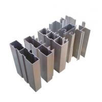 Wholesale Electrophoresis Aluminum Door Extrusions from china suppliers