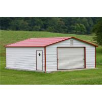 Wholesale 6' 7' 8' 9' 10' 11' 12' 13' 14' height Boxed Eave Roof Style Garage /Regular Roof Style Garage from china suppliers