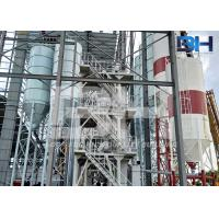 Wholesale Large Scale Dry Mortar Plant , High Efficiency Dry Powder Blender Machine from china suppliers