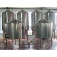Wholesale Draft Beer Stainless Steel Brewing Equipment 200L 300L 500L Ss Fermentation Tanks from china suppliers