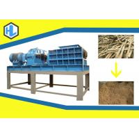 Twin shaft household agricultural waste shredder low noise for Household waste design