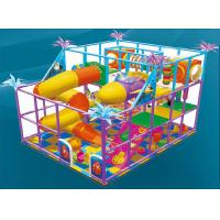 Wholesale Indoor Child Playground Equipments with Engineering Plastics TN-10111D from china suppliers