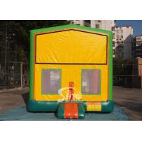 China 13x13 commercial inflatable module bounce house with various panels made of 18 OZ. PVC tarpaulin on sale