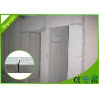 ... Waterproof EPS Cement Sandwich Panel Non asbestos 2270 * 610 * 100 mm