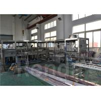 Quality Automated Water Filling Machine / 5 Gallon Bottle Filling Machine Electric Driven for sale