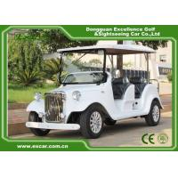 Wholesale ISO Approved Electric Classic Cars from china suppliers
