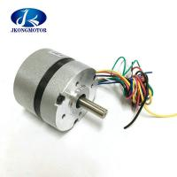 China JK57BLS005 Electrical Brushless Servo Motor 4000 Rpm 36V 23W With CE ROHS on sale
