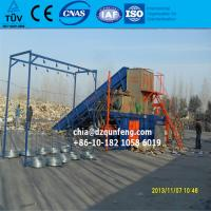 Buy cheap Automatic hydraulic scrap plastic baling press machine from wholesalers