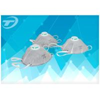 Wholesale Light Weight Face Mask With Valve / Fashion Appearance Respirator Dust Mask from china suppliers
