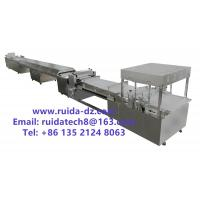 China Automatic Strong Cooling Cutting Machine in Cereal Bar Energy Bar Production Line on sale