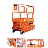 Wholesale self-propelled hydraulic rough-terrain aerial working scissor lift platform from china suppliers