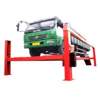 China Home Garage Electric Hydraulic Auto Lift 8T , 380V For Heavy Duty Truck on sale