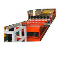 China High Capacity Double Sides Oil Resistance Plasterboard Lamination Machine on sale