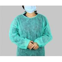 Spunbond Polypropylene PP / PP+PE / SMS / SMMS / CPE Disposable Medical Gowns