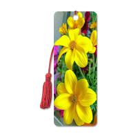 Wholesale Flower Design Souvenir 3D Lenticular Bookmark / 3D Lenticular Printing from china suppliers