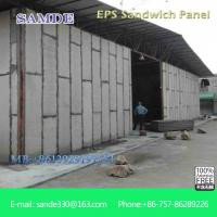 Sound Absorbing Material Decorative Eps Sandwich Wall