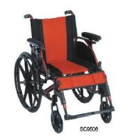 Wholesale Deluxe Aluminum Wheelchair from china suppliers