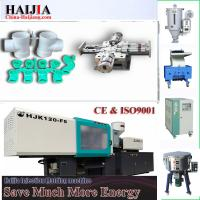Wholesale Plastic PVC Pipe Fitting Injection Molding Machine Hydraulic System Heavy Duty from china suppliers