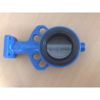 Wholesale Stainless Steel Burrerfly Valve With Coated Nylon For Waterworks Purpose from china suppliers