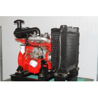 Buy cheap 3000rpm ISUZU technology 4BD diesel engine prime power from 72KW to 100KW for from wholesalers